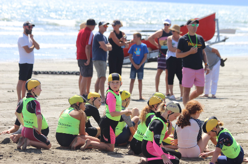 nippers at paekakariki